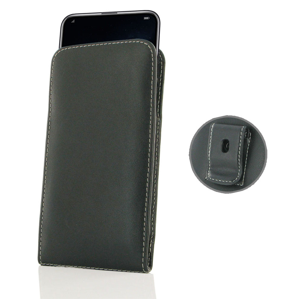 10% OFF + FREE SHIPPING, Buy the BEST PDair Handcrafted Premium Protective Carrying Huawei Honor Magic 2 Pouch Case with Belt Clip. Exquisitely designed engineered for Huawei Honor Magic 2.