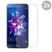 Premium Tempered Glass Film Screen Protector for Huawei Honor V9 (Pack of 2pcs)