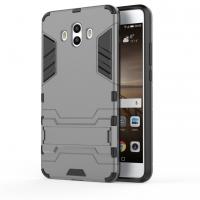 Huawei Mate 10 Tough Armor Protective Case (Grey)