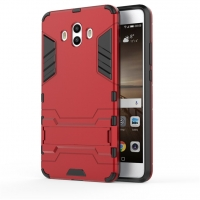 Huawei Mate 10 Tough Armor Protective Case (Red)