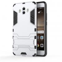 Huawei Mate 10 Tough Armor Protective Case (Silver)
