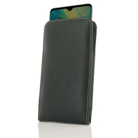 Leather Vertical Pouch Case for Huawei Mate 20