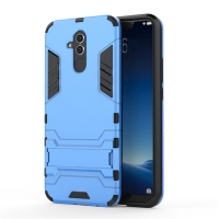 Huawei Mate 20 Lite Tough Armor Protective Case (Blue)