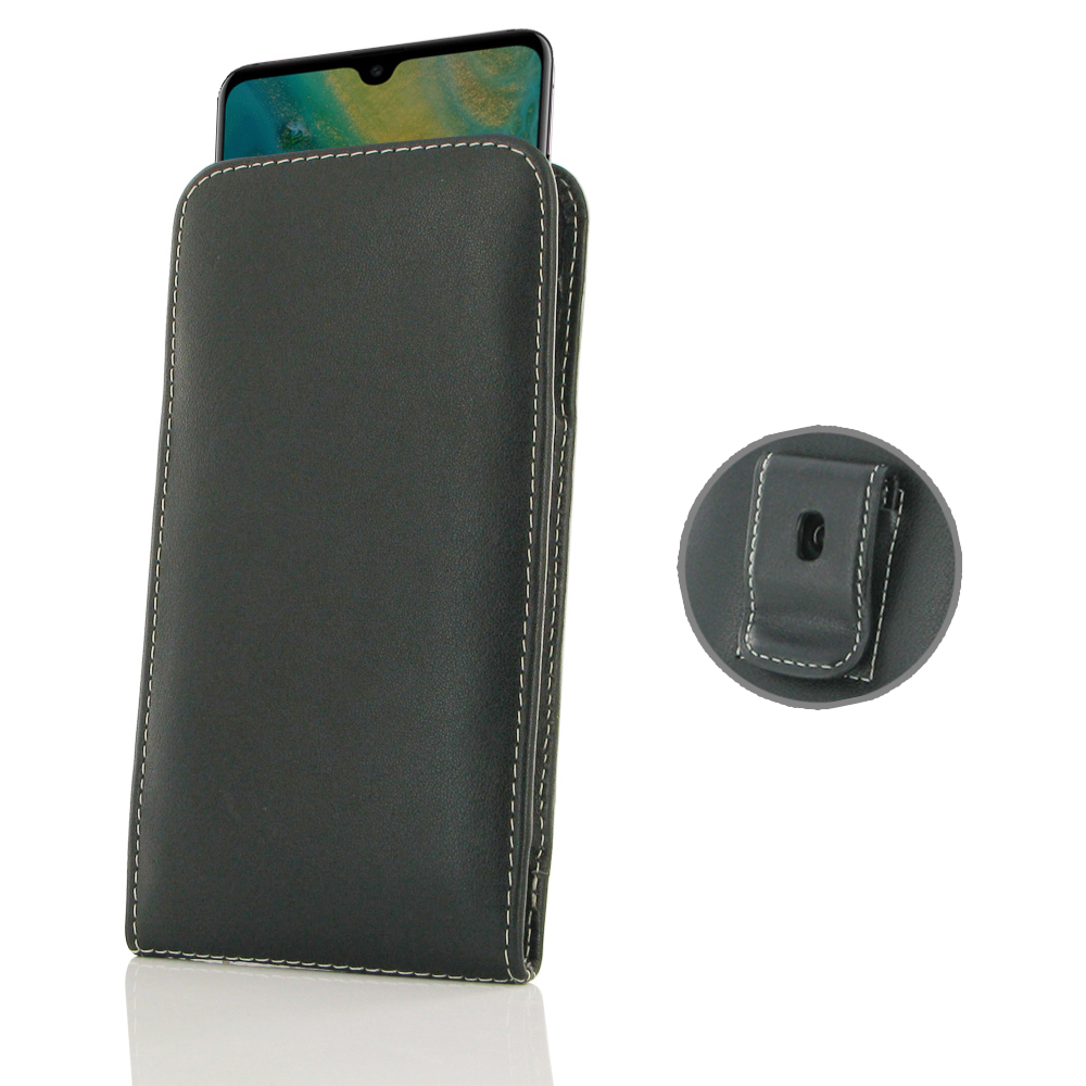 10% OFF + FREE SHIPPING, Buy the BEST PDair Handcrafted Premium Protective Carrying Huawei Mate 20 Pouch Case with Belt Clip. Exquisitely designed engineered for Huawei Mate 20.