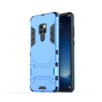Huawei Mate 20 Pro Tough Armor Protective Case (Blue)