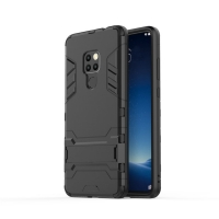 Huawei Mate 20 Tough Armor Protective Case (Black)