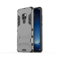 Huawei Mate 20 Tough Armor Protective Case (Grey)