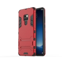 Huawei Mate 20 Tough Armor Protective Case (Red)