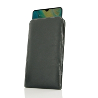 Leather Vertical Pouch Case for Huawei Mate 20 X
