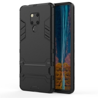 Huawei Mate 20 X Tough Armor Protective Case (Black)