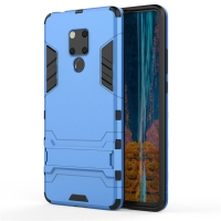 Huawei Mate 20 X Tough Armor Protective Case (Blue)