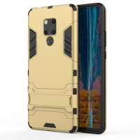 Huawei Mate 20 X Tough Armor Protective Case (Gold)