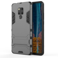 Huawei Mate 20 X Tough Armor Protective Case (Grey)