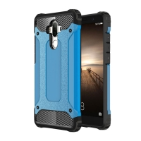 10% OFF + FREE SHIPPING, Buy Best PDair Premium Protective Huawei Mate 9  Hybrid Dual Layer Tough Armor Protective Case (Skyblue). You also can go to the customizer to create your own stylish leather case if looking for additional colors, patterns and typ