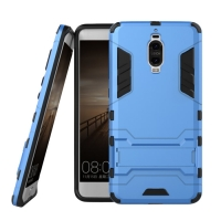 Huawei Mate 9 Pro Tough Armor Protective Case (Blue)
