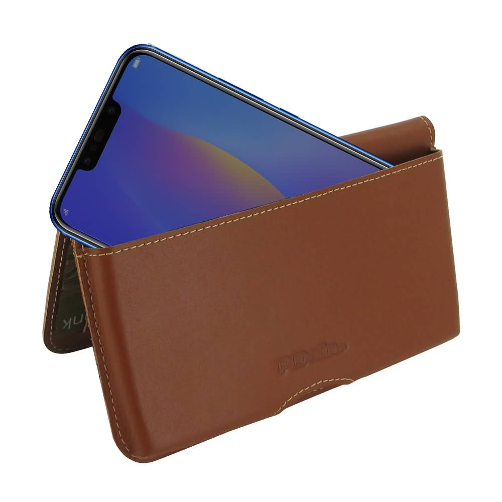 10% OFF + FREE SHIPPING, Buy the BEST PDair Handcrafted Premium Protective Carrying Huawei nova 3 Leather Wallet Pouch Case (Brown). Exquisitely designed engineered for Huawei nova 3.