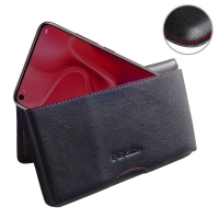 10% OFF + FREE SHIPPING, Buy the BEST PDair Handcrafted Premium Protective Carrying Huawei nova 4 Leather Wallet Pouch Case (Red Stitch). Exquisitely designed engineered for Huawei nova 4.