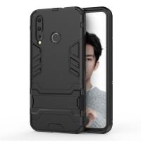 Huawei nova 4 Tough Armor Protective Case (Black)