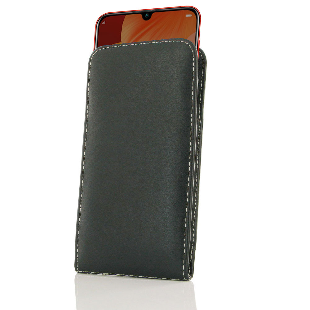 10% OFF + FREE SHIPPING, Buy the BEST PDair Handcrafted Premium Protective Carrying Huawei Nova 5 Pro Leather Sleeve Pouch Case. Exquisitely designed engineered for Huawei Nova 5 Pro.