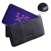 10% OFF + FREE SHIPPING, Buy the BEST PDair Handcrafted Premium Protective Carrying Huawei Nova 5T Leather Wallet Pouch Case (Red Stitch). Exquisitely designed engineered for Huawei Nova 5T.