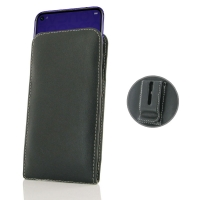 Leather Vertical Pouch Belt Clip Case for Huawei Nova 5T
