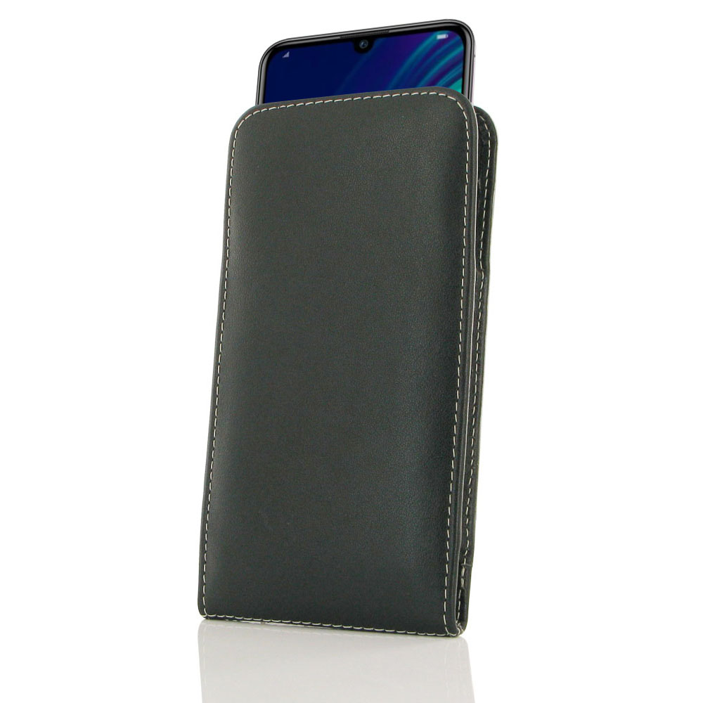 10% OFF + FREE SHIPPING, Buy the BEST PDair Handcrafted Premium Protective Carrying Huawei P Smart (2019) Leather Sleeve Pouch Case. Exquisitely designed engineered for Huawei P Smart (2019).