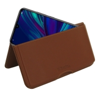 10% OFF + FREE SHIPPING, Buy the BEST PDair Handcrafted Premium Protective Carrying Huawei P Smart (2019) Leather Wallet Pouch Case (Brown). Exquisitely designed engineered for Huawei P Smart (2019).