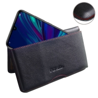10% OFF + FREE SHIPPING, Buy the BEST PDair Handcrafted Premium Protective Carrying Huawei P Smart (2019) Leather Wallet Pouch Case (Red Stitch). Exquisitely designed engineered for Huawei P Smart (2019).