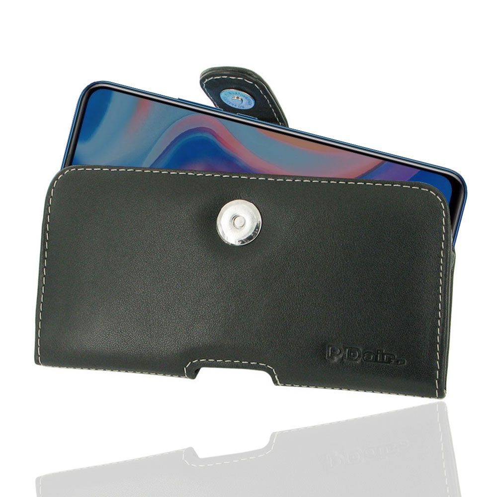 10% OFF + FREE SHIPPING, Buy the BEST PDair Handcrafted Premium Protective Carrying Huawei P Smart Z Leather Holster Case. Exquisitely designed engineered for Huawei P Smart Z.