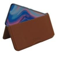 10% OFF + FREE SHIPPING, Buy the BEST PDair Handcrafted Premium Protective Carrying Huawei P Smart Z Leather Wallet Pouch Case (Brown). Exquisitely designed engineered for Huawei P Smart Z.