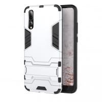 10% OFF + FREE SHIPPING, Buy the BEST PDair Premium Protective Carrying Huawei P20 Pro Tough Armor Protective Case (Silver). Exquisitely designed engineered for Huawei P20 Pro.