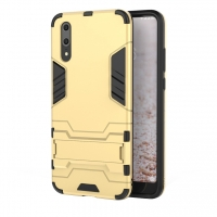 10% OFF + FREE SHIPPING, Buy the BEST PDair Premium Protective Carrying Huawei P20 Tough Armor Protective Case (Gold). Exquisitely designed engineered for Huawei P20.