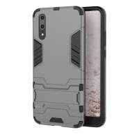 10% OFF + FREE SHIPPING, Buy the BEST PDair Premium Protective Carrying Huawei P20 Tough Armor Protective Case (Grey). Exquisitely designed engineered for Huawei P20.