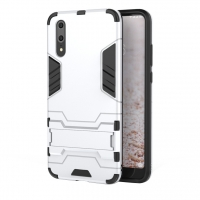 10% OFF + FREE SHIPPING, Buy the BEST PDair Premium Protective Carrying Huawei P20 Tough Armor Protective Case (Silver). Exquisitely designed engineered for Huawei P20.