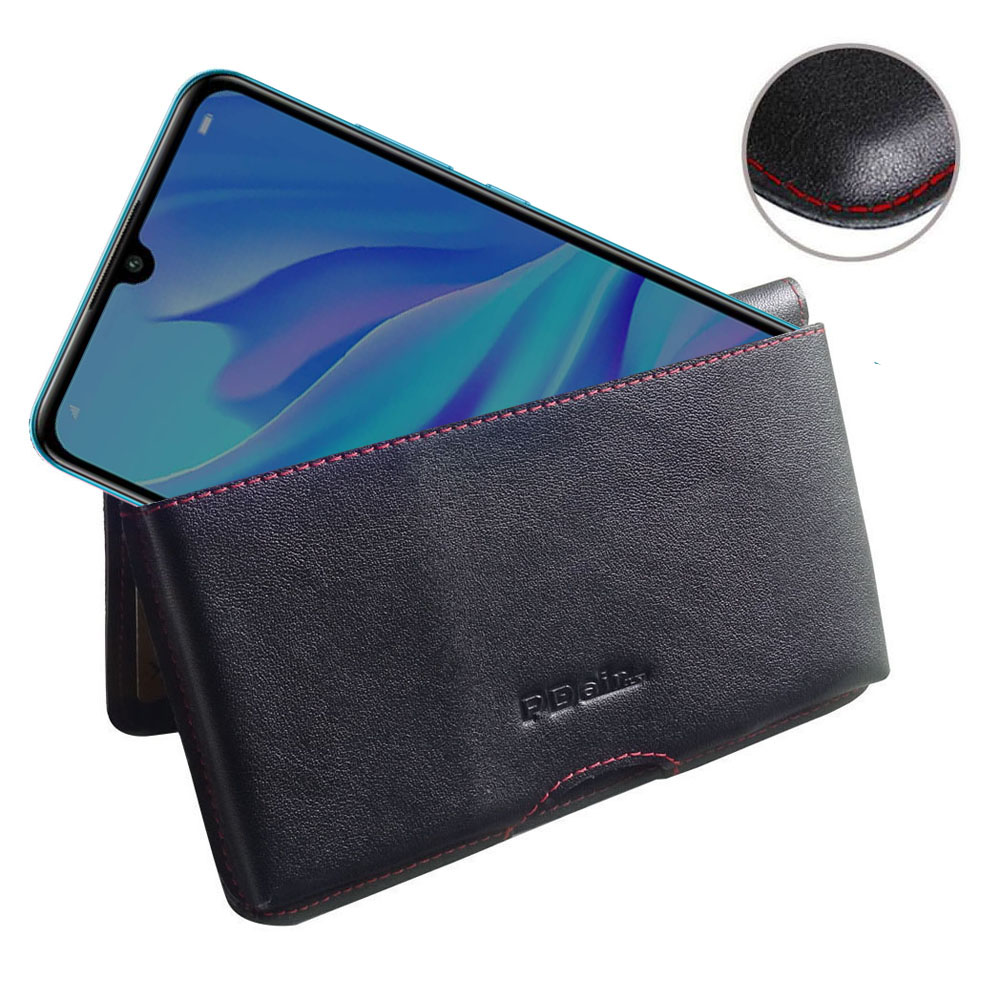 10% OFF + FREE SHIPPING, Buy the BEST PDair Handcrafted Premium Protective Carrying Huawei P30 Lite | nova 4e Leather Wallet Pouch Case (Red Stitch). Exquisitely designed engineered for Huawei P30 Lite | nova 4e.