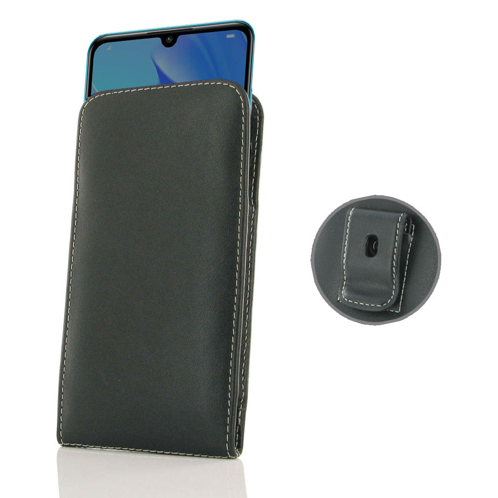 10% OFF + FREE SHIPPING, Buy the BEST PDair Handcrafted Premium Protective Carrying Huawei P30 Lite | nova 4e Pouch Case with Belt Clip. Exquisitely designed engineered for Huawei P30 Lite | nova 4e.