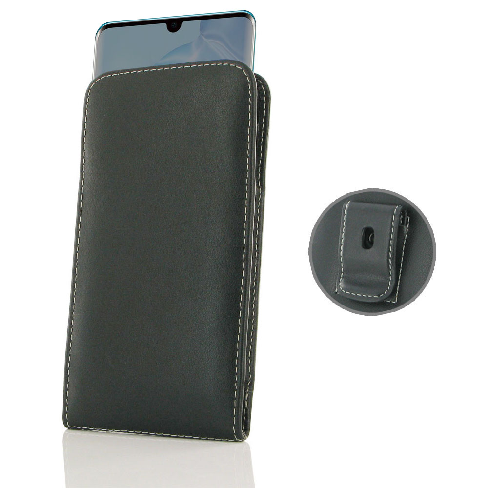 10% OFF + FREE SHIPPING, Buy the BEST PDair Handcrafted Premium Protective Carrying Huawei P30 Pro Pouch Case with Belt Clip. Exquisitely designed engineered for Huawei P30 Pro.