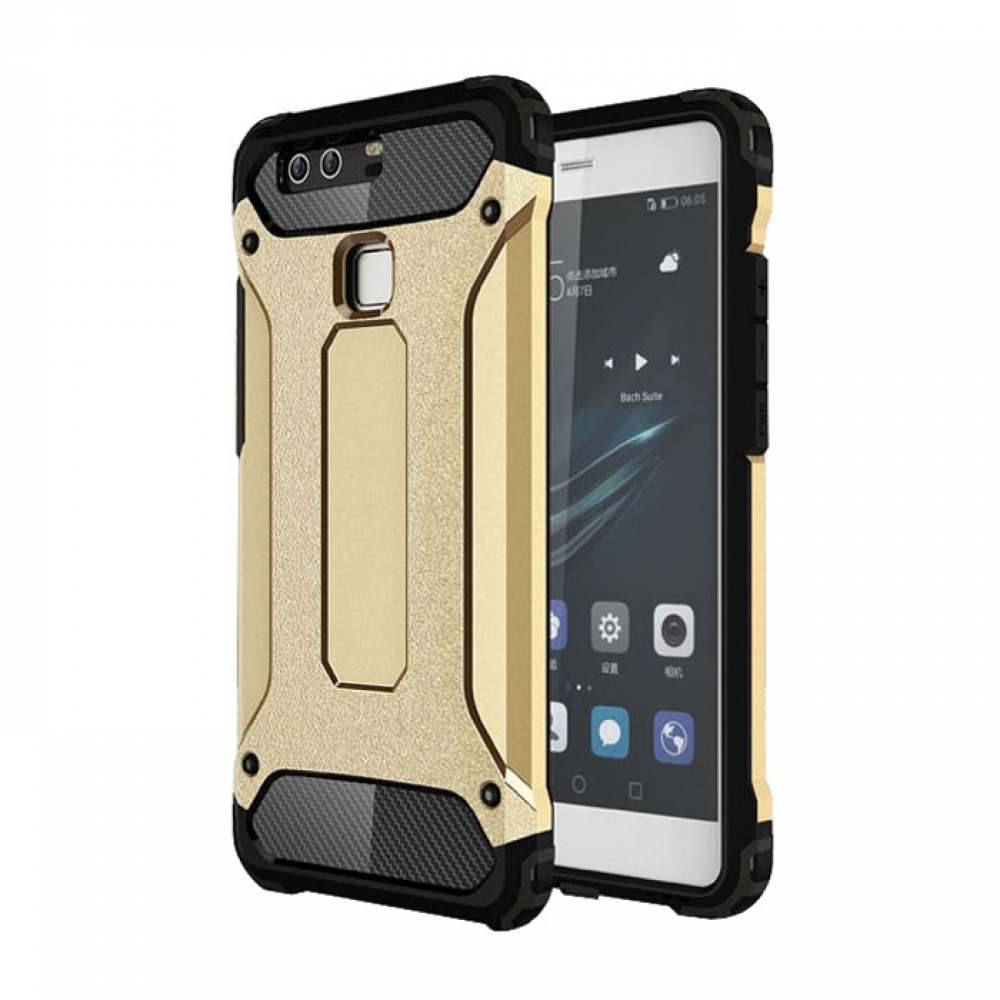 10% OFF + FREE SHIPPING, Buy Best PDair Top Quality Huawei P9 Hybrid Dual Layer Tough Armor Protective Case (Gold) online. Designed for Huawei P9. You also can go to the customizer to create your own stylish leather case if looking for additional colors,