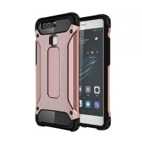 10% OFF + FREE SHIPPING, Buy Best PDair Top Quality Huawei P9 Hybrid Dual Layer Tough Armor Protective Case (Rose Gold) online. Designed for Huawei P9. You also can go to the customizer to create your own stylish leather case if looking for additional col