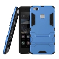10% OFF + FREE SHIPPING, Buy Best PDair Protective Huawei P9 Lite Tough Armor Protective Case (Blue).  You also can go to the customizer to create your own stylish leather case if looking for additional colors, patterns and types.