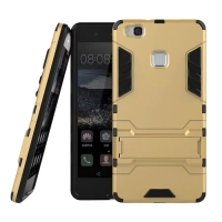 10% OFF + FREE SHIPPING, Buy Best PDair Protective Huawei P9 Lite Tough Armor Protective Case (Gold).  You also can go to the customizer to create your own stylish leather case if looking for additional colors, patterns and types.