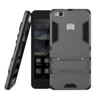 10% OFF + FREE SHIPPING, Buy Best PDair Protective Huawei P9 Lite Tough Armor Protective Case (Grey).  You also can go to the customizer to create your own stylish leather case if looking for additional colors, patterns and types.