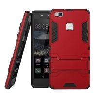 10% OFF + FREE SHIPPING, Buy Best PDair Protective Huawei P9 Lite Tough Armor Protective Case (Red).  You also can go to the customizer to create your own stylish leather case if looking for additional colors, patterns and types.