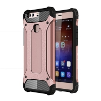 10% OFF + FREE SHIPPING, Buy PDair Top Quality Huawei P9 Plus Hybrid Dual Layer Tough Armor Protective Case (Rose Gold) online. Designed for Huawei P9 Plus. You also can go to the customizer to create your own stylish leather case if looking for additiona