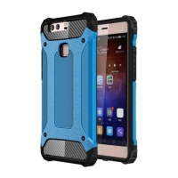 10% OFF + FREE SHIPPING, Buy PDair Top Quality Huawei P9 Plus Hybrid Dual Layer Tough Armor Protective Case (Skyblue) online. Designed for Huawei P9 Plus. You also can go to the customizer to create your own stylish leather case if looking for additional