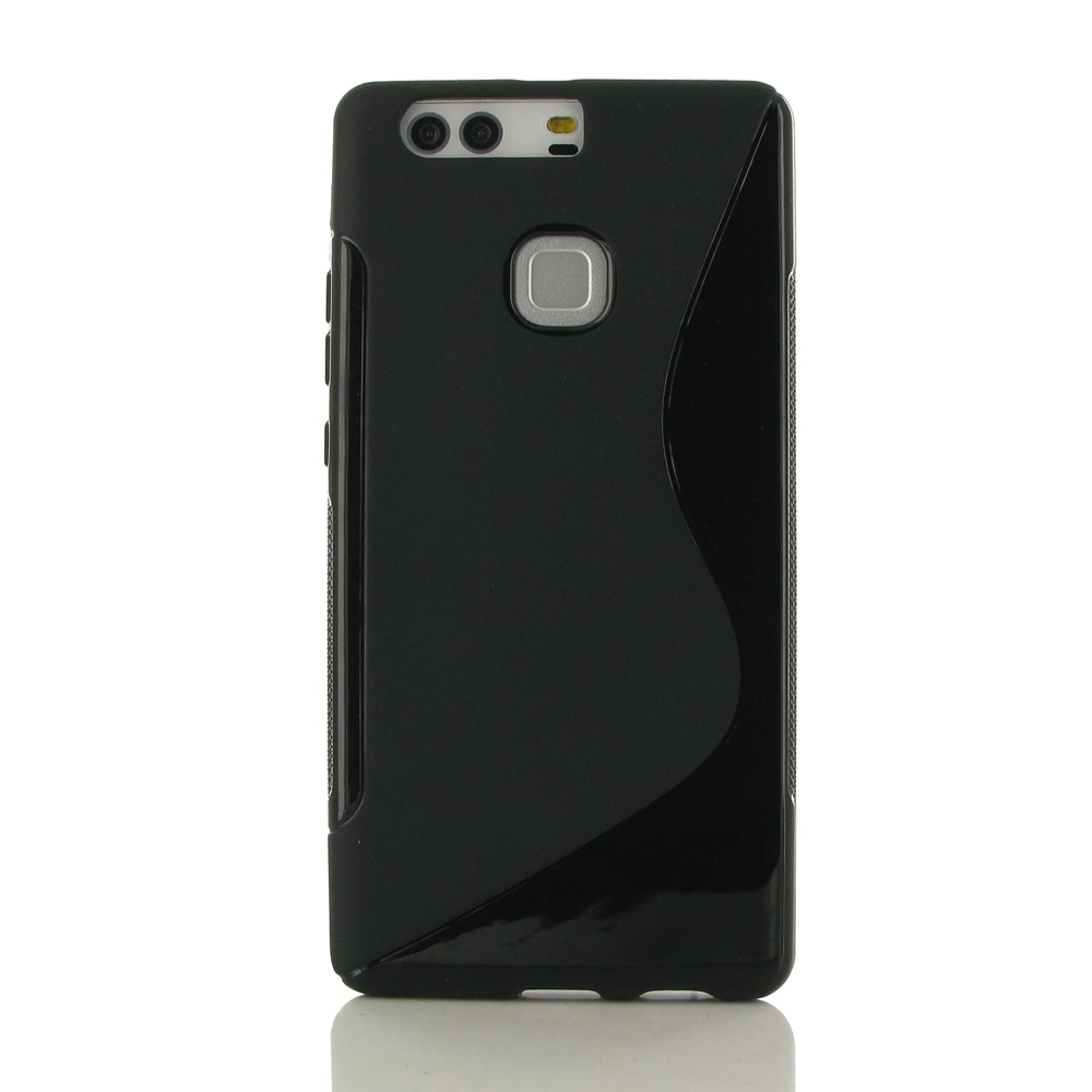 10% OFF + FREE SHIPPING, Buy Best PDair Protective Huawei P9 Plus Soft Case (Black S Shape pattern). You also can go to the customizer to create your own stylish leather case if looking for additional colors, patterns and types.