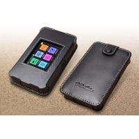 Leather Sleeve Case for Huawei Pocket WiFi 601HW
