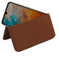 10% OFF + FREE SHIPPING, Buy the BEST PDair Handcrafted Premium Protective Carrying Huawei Y6 Pro (2019) Leather Wallet Pouch Case (Brown). Exquisitely designed engineered for Huawei Y6 Pro (2019).