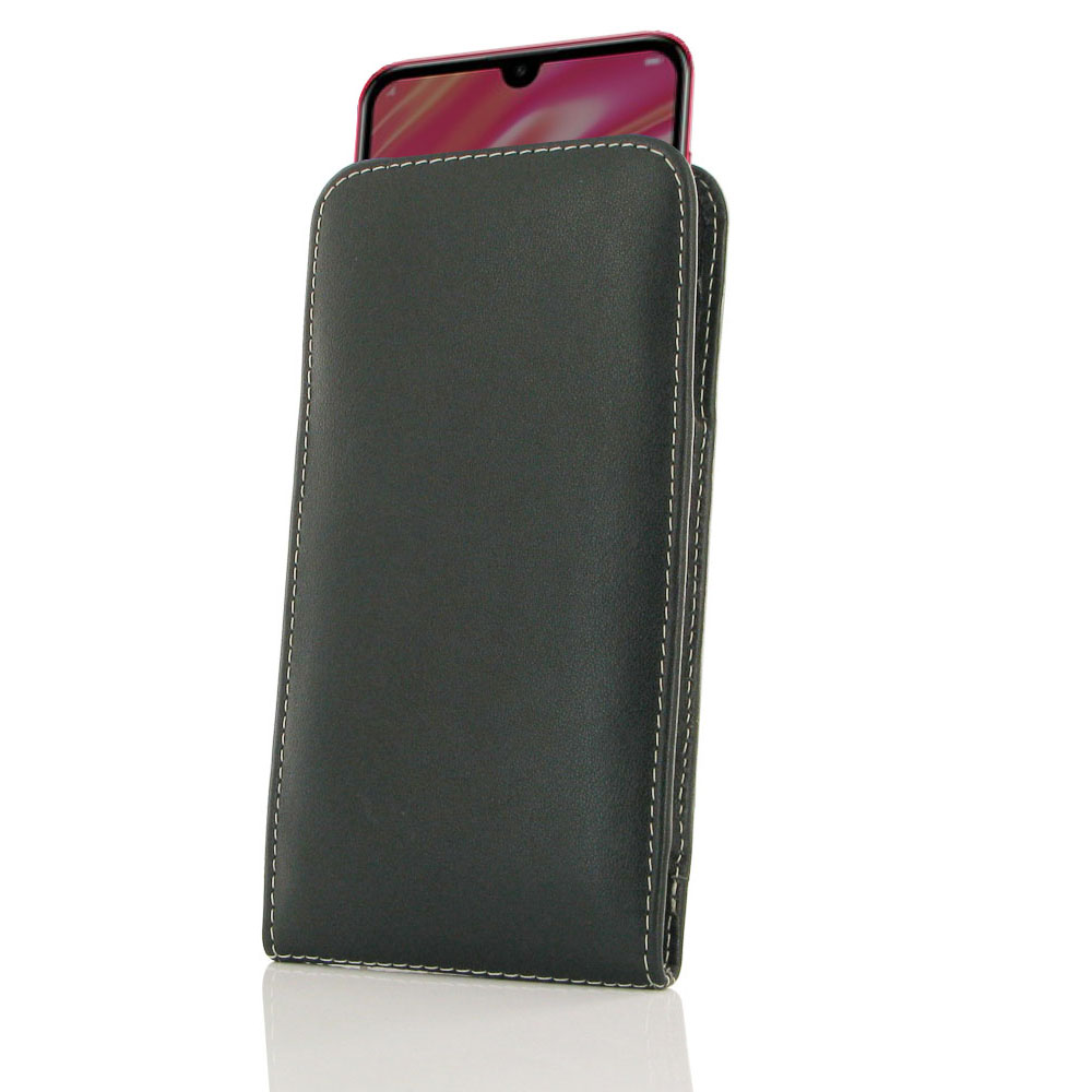 10% OFF + FREE SHIPPING, Buy the BEST PDair Handcrafted Premium Protective Carrying Huawei Y7 Prime Leather Sleeve Pouch Case. Exquisitely designed engineered for Huawei Y7 Prime.