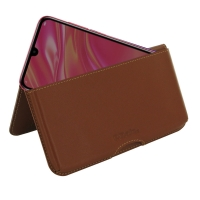 10% OFF + FREE SHIPPING, Buy the BEST PDair Handcrafted Premium Protective Carrying Huawei Y7 Prime Leather Wallet Pouch Case (Brown). Exquisitely designed engineered for Huawei Y7 Prime.